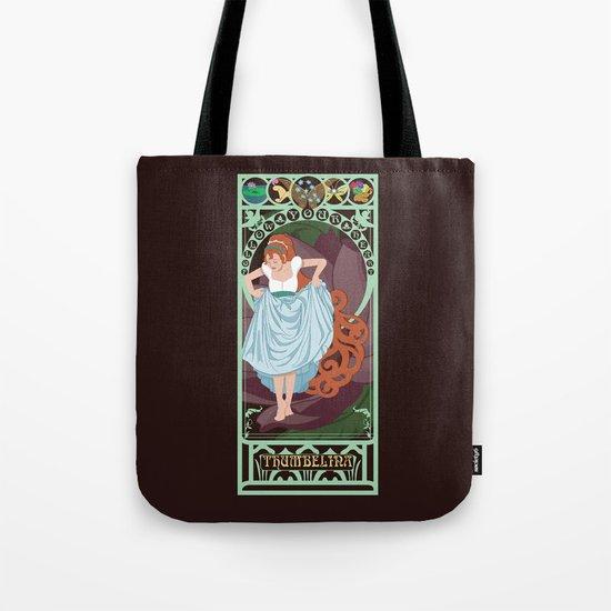 Thumbelina Nouveau - Thumbelina Tote Bag