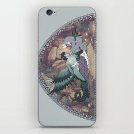 Saint George and the Dragon iPhone Skin