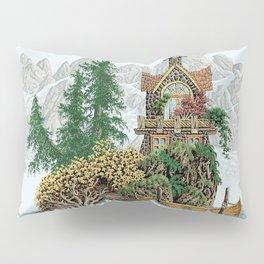 MY ISLAND RETREAT BEYOND MOUNT SHUKSAN Pillow Sham