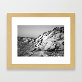 Pescadero Framed Art Print