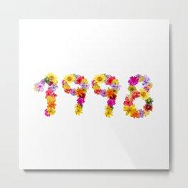 All Color Flower 1998 Metal Print