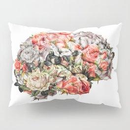 Flower Brain Pillow Sham