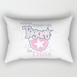 Tesoro de Dios Rectangular Pillow