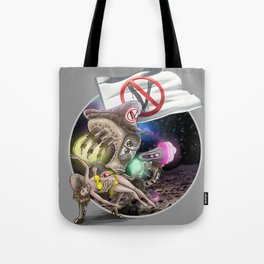 G.A.V.E.R. is upon us! Tote Bag