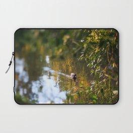 Duck pond Laptop Sleeve