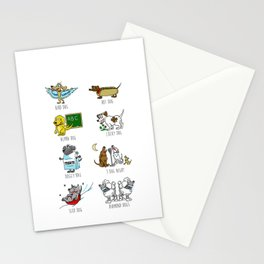 Know Your Dogs Stationery Cards