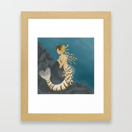 Lionfish Kenma Framed Art Print