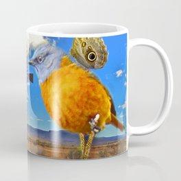 Tourists in Namaqualand Coffee Mug