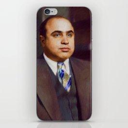 Al Capone, Gangster iPhone Skin