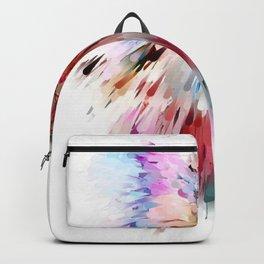 Big Bang by Nico Bielow Backpack