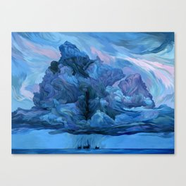 Clouds #12 Canvas Print