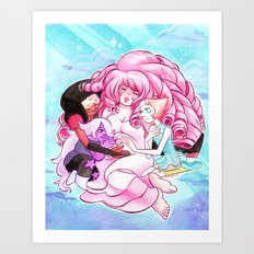 Steven Universe: We Already Love You Art Print