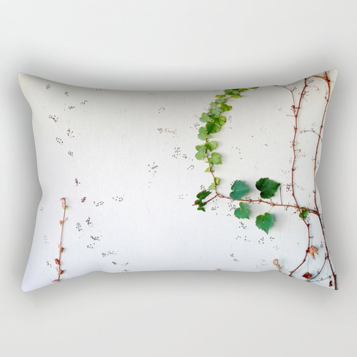 Simple Vines- Botanic Rectangular Pillow