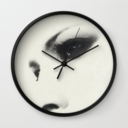 """""""our weary eyes still stray to the horizon"""" Wall Clock"""