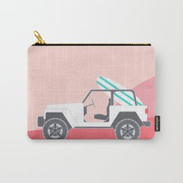 SAFARI BEACH Carry-All Pouch
