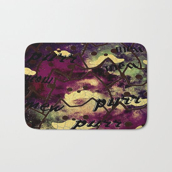 cat-82 Bath Mat