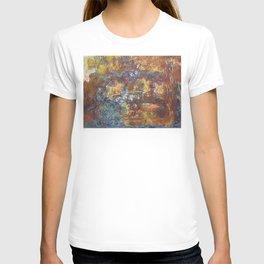 The Japanese Footbridge, Giverny, 1920 T-shirt