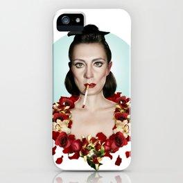 Neus & Roses iPhone Case