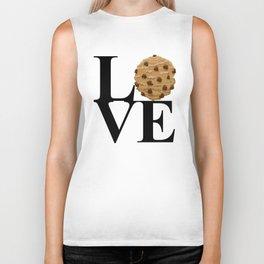 LOVE Cookies Biker Tank