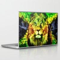 rasta Laptop & iPad Skins featuring Rasta  by gypsykissphotography