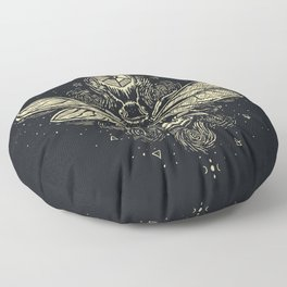 The Birth of Bees Floor Pillow