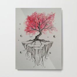 Fantasy tree Metal Print