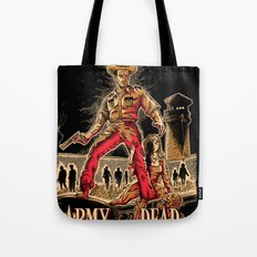 Army of the Dead Tote Bag