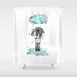 It's the Rain Shower Curtain