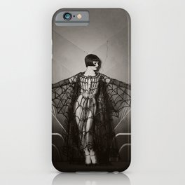 Vicky Butterfly iPhone Case