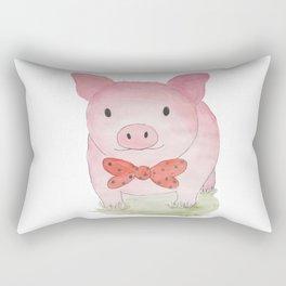 Mr. Piggy Rectangular Pillow