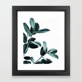 Natural obsession Framed Art Print