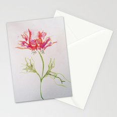 Butt Flowers Stationery Cards
