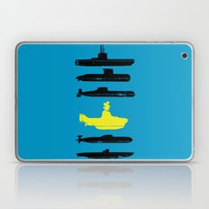 Know Your Submarines V2 Laptop & iPad Skin