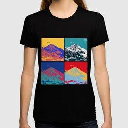 Mt. Fuji Pop Art T-shirt