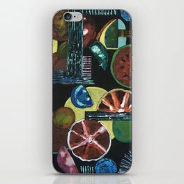 Abstract Fruits iPhone Skin