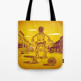 The Last Showdown - The good guy Tote Bag