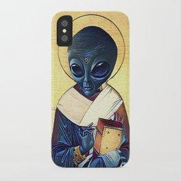 St. Alien iPhone Case