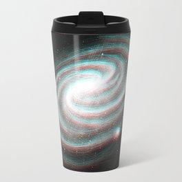 Redshift Blueshift Galaxy Print Travel Mug