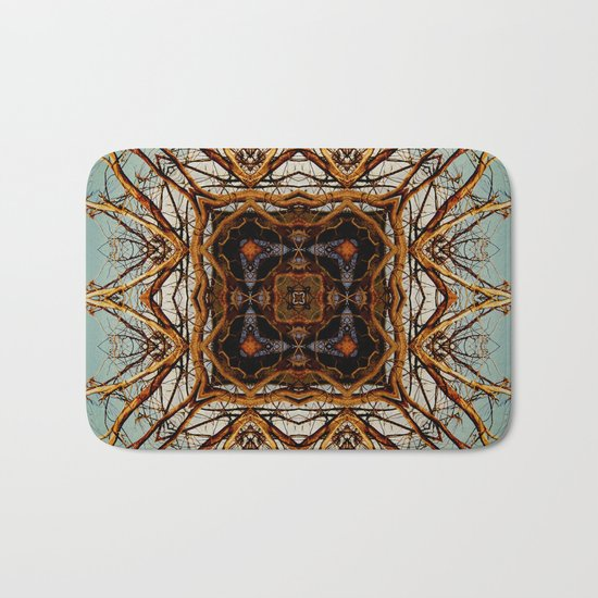 The Square Root Bath Mat