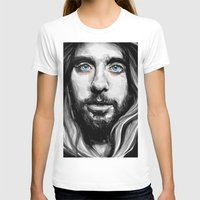 jared leto T-shirts featuring Jared Leto by KlarEm