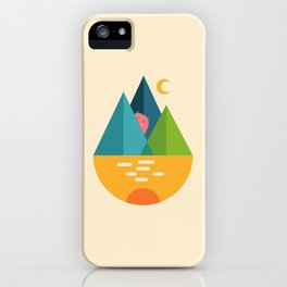 Hello iPhone Case