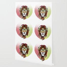Rastafari Lion Wallpaper