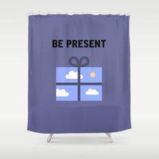 Present Shower Curtain