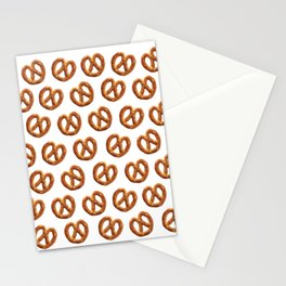 PRETZEL TIME! Stationery Cards