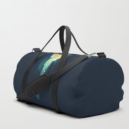 I Want My Blue Sky Duffle Bag