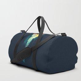 I Want My Blue Sky Duffle Bag