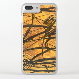 Sound of the Hive Clear iPhone Case
