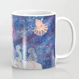 Space Edelweiss Coffee Mug
