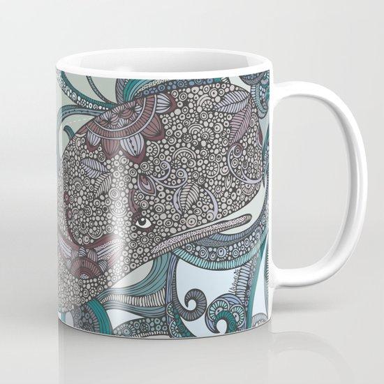 Deep Blue Me Mug