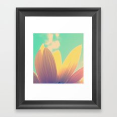 FLOWER 040 Framed Art Print